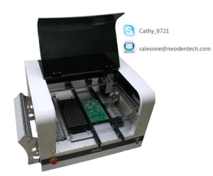 High Quality Desktop SMT Machine with Vision (Neoden 4) pictures & photos