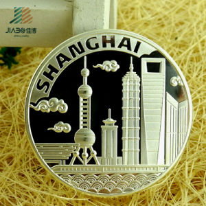 High Quality Custom 999 Pure Sliver Souvenir Coin for Challenge Gift pictures & photos