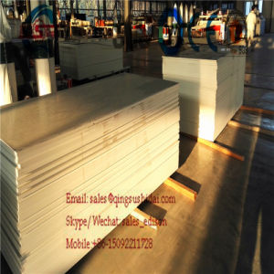 WPC Board Production Line Building Material Machine WPC Machine Price Plate Making Machine Foam Plate Making Machine WPC Board Machine Construction Template pictures & photos