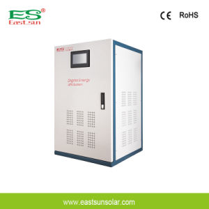 40kVA Pure Sine Wave 3 Phase in 1 Phase out Online UPS Unit