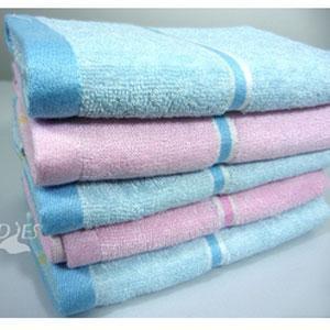 Cotton Bamboo Fiber Face Towel (FC-FT 1002)