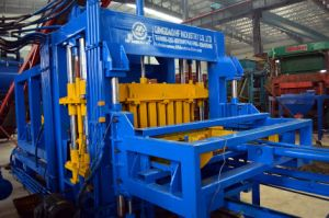 Automatic Concrete Block Machine Cement Brick Making Machine pictures & photos