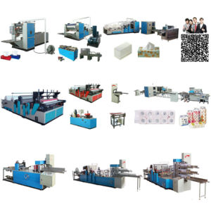 Good Price Automatic Printing and Folding Paper Napkin Making Machine Manufacturer pictures & photos