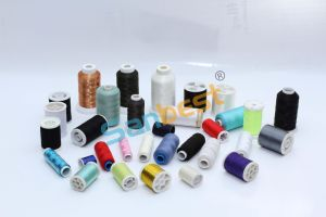 Sewing Thread & Embroidery Thread on Small Reels Mini-Spools Bobbins pictures & photos
