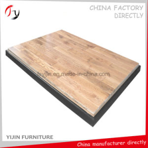 Wedding Party Rent Hall Rock Wooden Charm Dancing Floor (DF-42) pictures & photos
