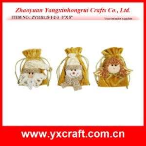 Christmas Decoration (ZY11S115-1-2-3 6′′X 5′′) pictures & photos