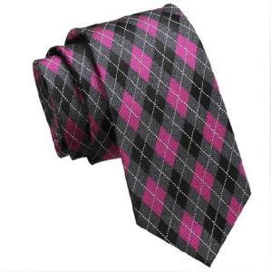 Hand Made Woven Silk Necktie (SILK-001)