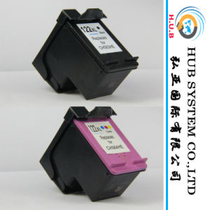 High Quality Ink Cartridge for HP 121 B (CC641H) , C (CC644H) ; HP 122 B/C; pictures & photos