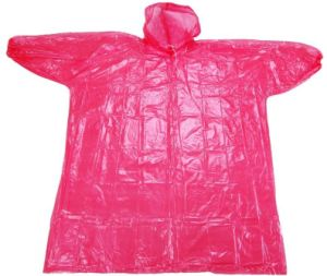 Hot Sale High Quality Disposable Rain Poncho pictures & photos