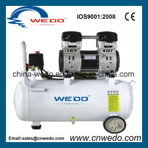Wdw1100-50 Oilless (oil -free) Air Compressor with 50L Tank pictures & photos