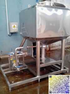 Square Emulsify Tank pictures & photos
