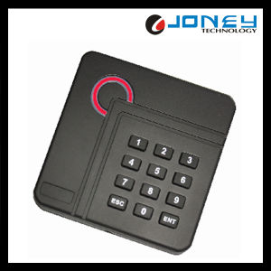 125kHz/13.56MHz Keypad Wiegand26/34 RFID Card Access Control Reader pictures & photos