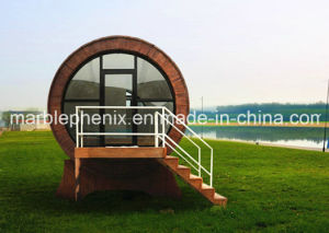 Modular Camping House Alkaliproof Glass Fiber Cement Board pictures & photos