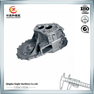 Custom Casting Product ADC10 Gear Housing Reverse Gear Box pictures & photos