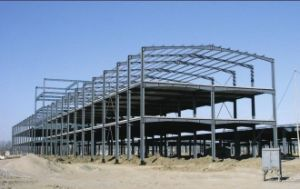 Steel Plant / Steel Warehouse / Steel Construction / Mild Steel
