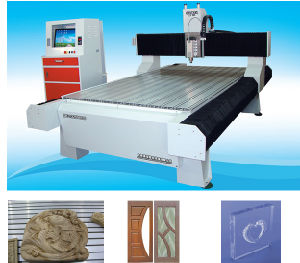 High Performance Single Spindle CNC Engraver for Carving Acrylic, MDF, Aluminum