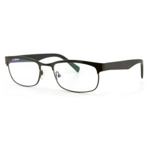 Fashion New Design Stainless Spectacle Optical Frame Eyeglass Eyewear pictures & photos