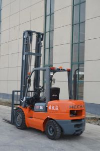 Ce Approved 3.5 Ton Heli Diesel Forklift on Discount pictures & photos