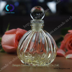 Variety of Color, Elegant, Glass Bottle for Aromatherapy (A-3017)