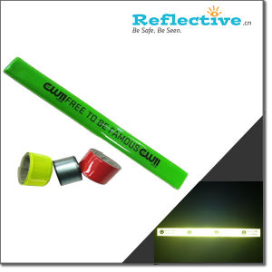 Reflector Slap Bracelets with EN13356 & EN71 standard pictures & photos