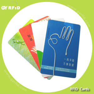 ISO T5577 Passive RFID Printable Card (GYRFID) pictures & photos