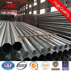 10kv Steel Tube Power Transmission Pole pictures & photos
