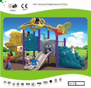 Kaiqi Small Colourful Cartoon Children′s Playground (KQ30133A) pictures & photos
