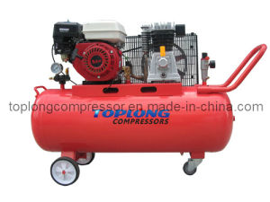 Gasoline Petrol Driven Air Compressor Air Pump (Tp-265/150 4kw) pictures & photos