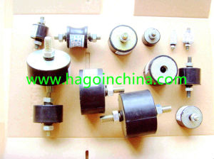 Custom Rubber Disk Shock Absorber pictures & photos