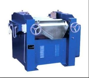 CE Approved Flat Hydraulic Three Roll Mill
