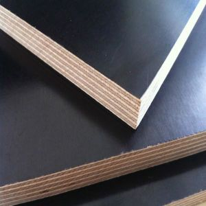 Black/Brown Film Faced Plywood Used for Concrete Formwork/Building Materials