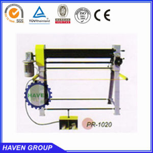 HAVEN brand light metal plate rolling machine PR-1020 pictures & photos