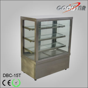 Cake Display Cooler with LED Lighting (T series) pictures & photos