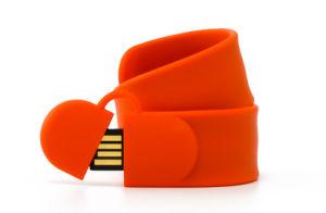 Slap Bracelet Shaped 8GB USB Flash Drive pictures & photos