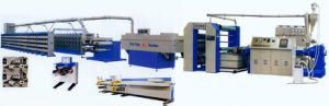 Automatic Flat Yarn Extrusion Machine for PP Tape (YF-SPL-135/30/2000) pictures & photos
