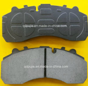Wva29087 Casting Truck Brake Pads for BPW Daf Man pictures & photos
