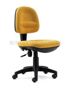 Modern Fabric Office Chair Without Arm (SZ-OC019) pictures & photos