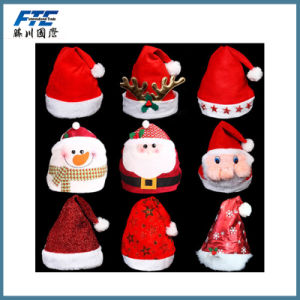 High Quality Christmas Hat Happy Hats pictures & photos