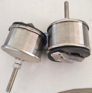 Stainless Steel 304/316 Wire Wrapped Screen Nozzle/ Water Spray Wedge Wire Screen Nozzle for Water Treatment pictures & photos