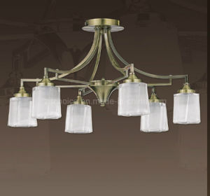 Modern Lamp Glass Ceiling Light Pendant