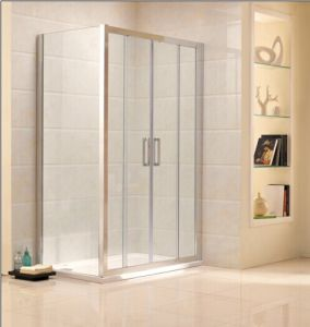 Square Shape Aluminium Frame Simple Shower Room (C20) pictures & photos