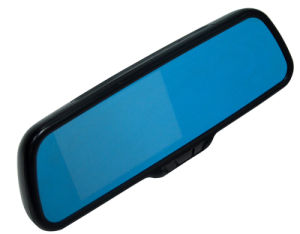 Android Car Rearview Mirror Monitor 1080P Car DVR GPS Navigation pictures & photos