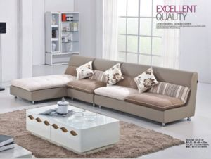 Chinese Furniture Combination Sofa Hotel Modern Sectional Living Room Corner Upholstery Fabric GLMS 024