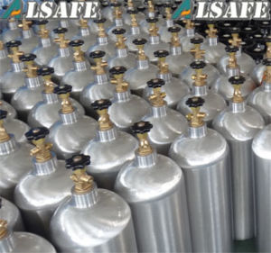 ISO7866en1999 Standard Aluminium CO2 Refill Cylinders pictures & photos