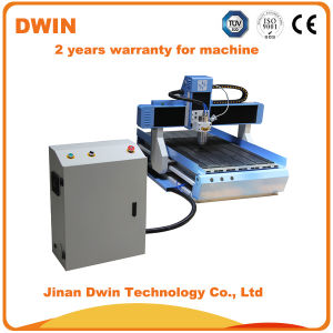 Desk Top Small 6090 CNC Router Machine for Advertising Engraving Cutting pictures & photos