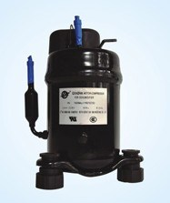 Qx65h Hbp R134A Rotary Dehumidifier Compressor pictures & photos