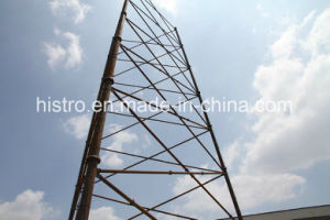 Telecom Tower with Tubular Steel pictures & photos