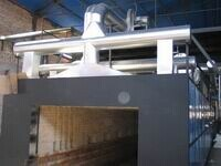 Clay Tile Roof Automatic Production Line Project and Firing by Tunnel Kiln pictures & photos
