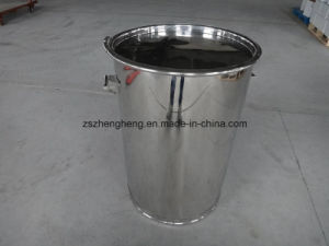 200L Stainless Steel Tank with Sealing Lid pictures & photos