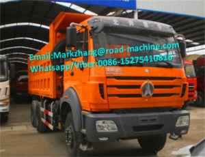 Sinotruck Beiben Ng80b 340/380 HP 6X4 Heavy Duty Dump Truck Congo